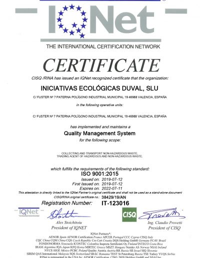 CERTIFICADO IQNET IT-123016 ISO 9001 2015_page-0001