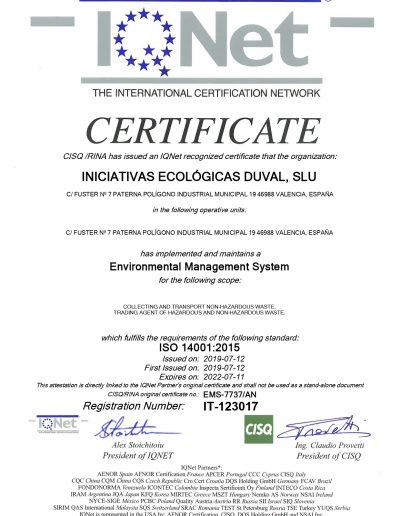 CERTIFICADO IQNET IT-123017 ISO 14001 2015_page-0001